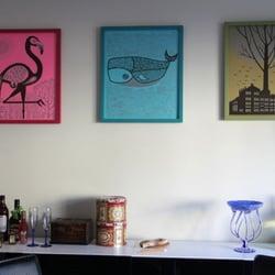 Total Framing - Fairfax, VA, États-Unis. Kitchen Trilogy
