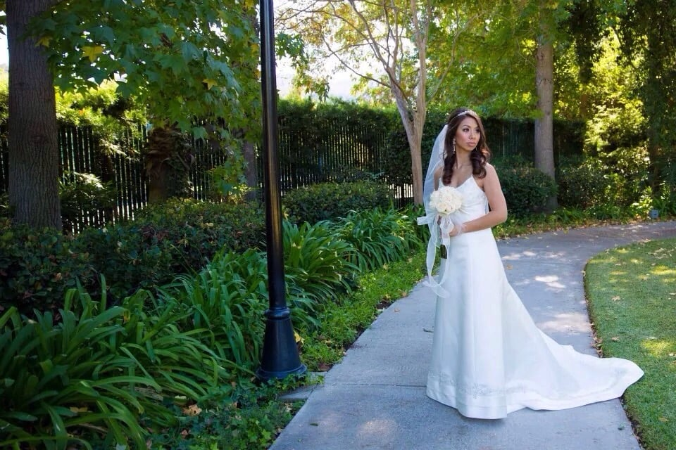 Yelena bridal 17 photos bridal monrovia ca for Off the rack wedding dresses near me