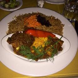 Kabul Afghan Cuisine logo