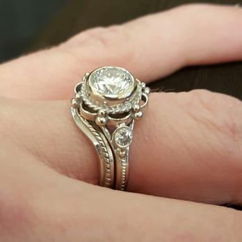 Judge Judy Engagement Ring