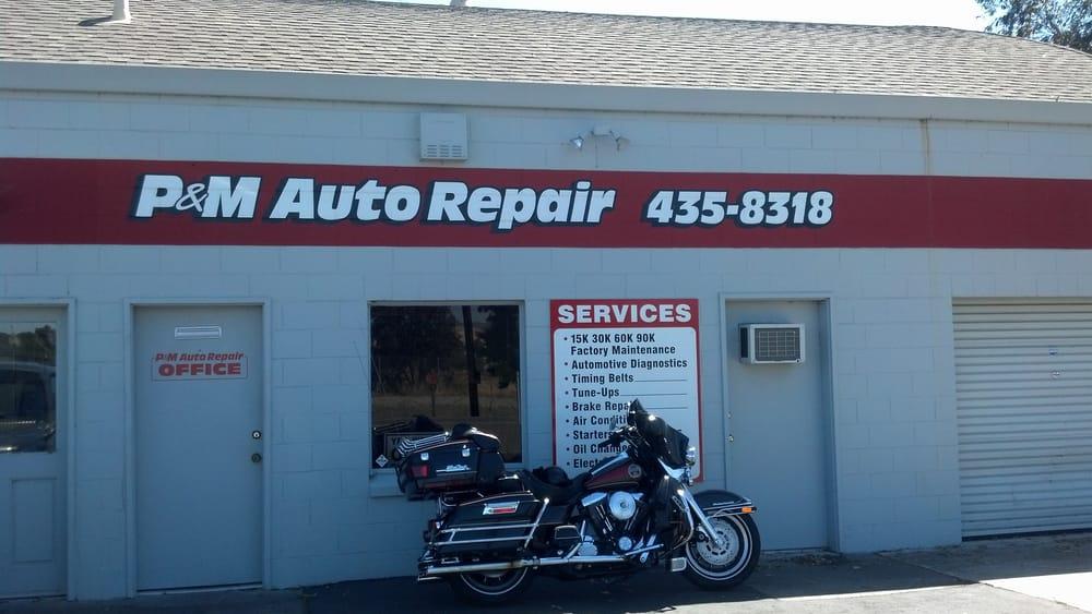 P M Auto Repair Auto Repair 50 Main St Suisun City