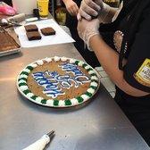Chocolate Chip Cookie Cake Richmond Va