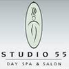 Studio 55 Day Spa & Salon: Pedicure