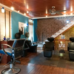 Townsend & Company Hair Salon and Spa - inside the salon - Albany, NY, Vereinigte Staaten