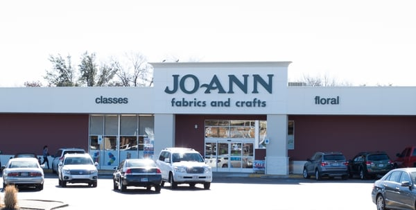 Jo ann fabrics crafts lakewood dallas tx yelp for Joann craft store near me