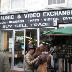 Music & Video Exchange