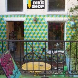 Bunnyhop Bike Shop Bikes Oregon Hill Richmond Va