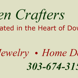 Evergreen Crafters logo