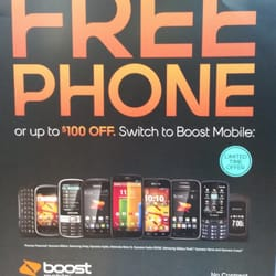 Get a free 46 LTE phone or up to $50 off when you switch to Boost Mobile. Save more when you make a switch! And it ain't even your birthday (right?). To activate the deal, enroll in Auto Re-Boost through Boost Mobile; click for details.5/5(14).
