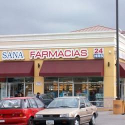 Sana Farmacias - Pharmacy - 5 y 10 - Tijuana, Baja