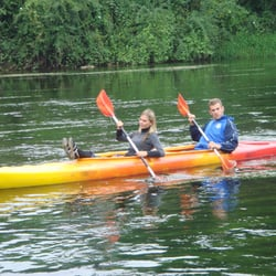 Descente canoe belgique