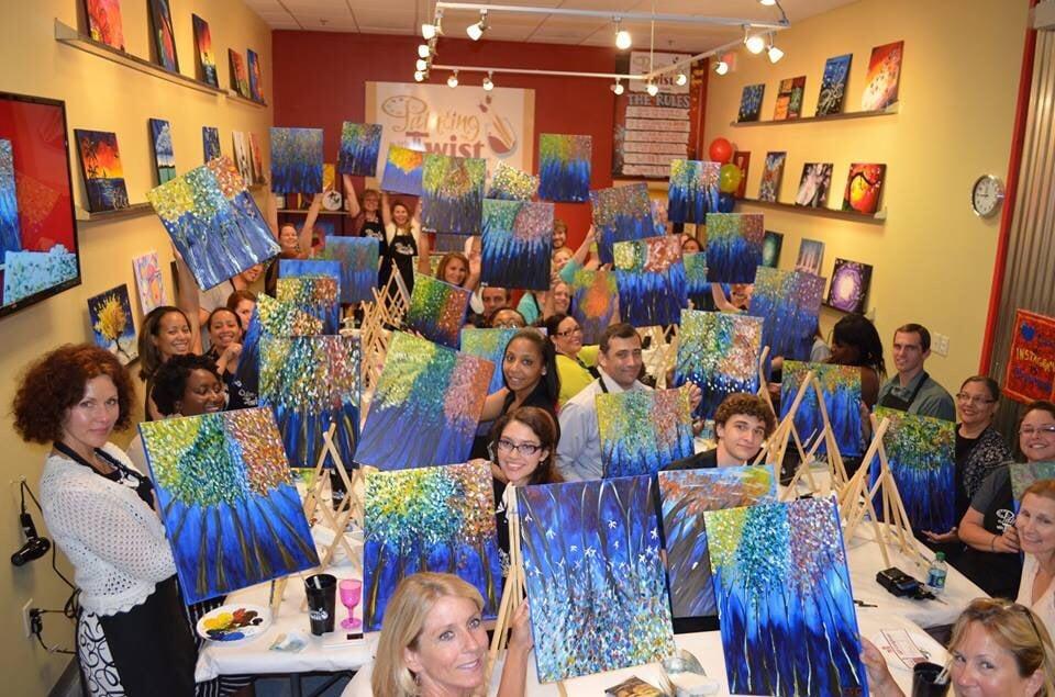 Ashburn (VA) United States  City pictures : ... Paint & Sip Ashburn, VA, United States Reviews Photos Yelp