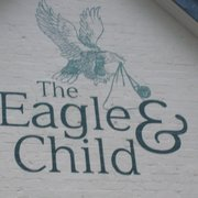 traditional hand painted signwriting direct to gable wall of public house