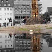 Schöner Brunnen, Nürnberg, Bayern