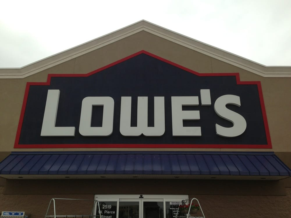 lowes home improvement store hardware stores 2519 w