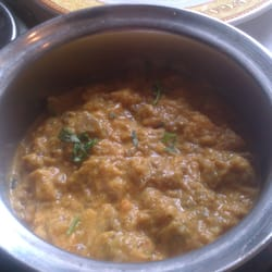 Curry aubergines