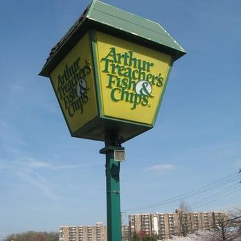 Arthur Treacher's Fish & Chips - CLOSED - 28 Reviews - Fast Food - 9528 Lee Hwy, Fairfax, VA ...