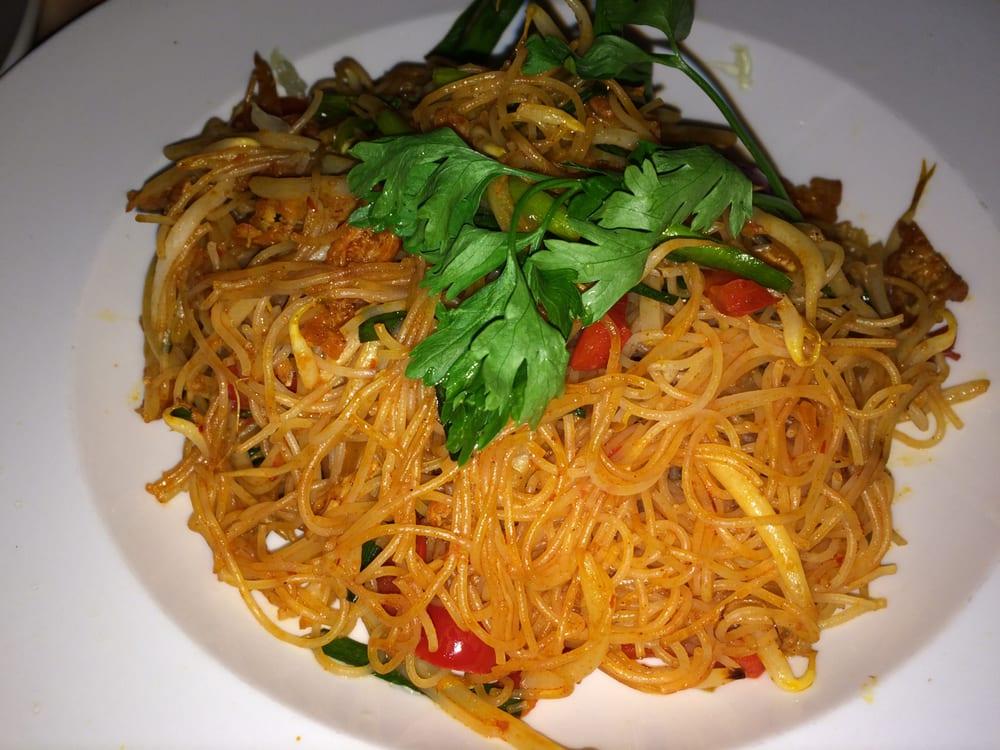 Garlic Tofu Noodles Noodles Tofu Garlic