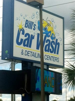 Bill's Car Wash amp; Detailing  East Orlando  Orlando, FL