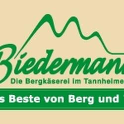 Biedermann's Tannheimer Taler Bergkäserei, Grän, Tirol, Austria