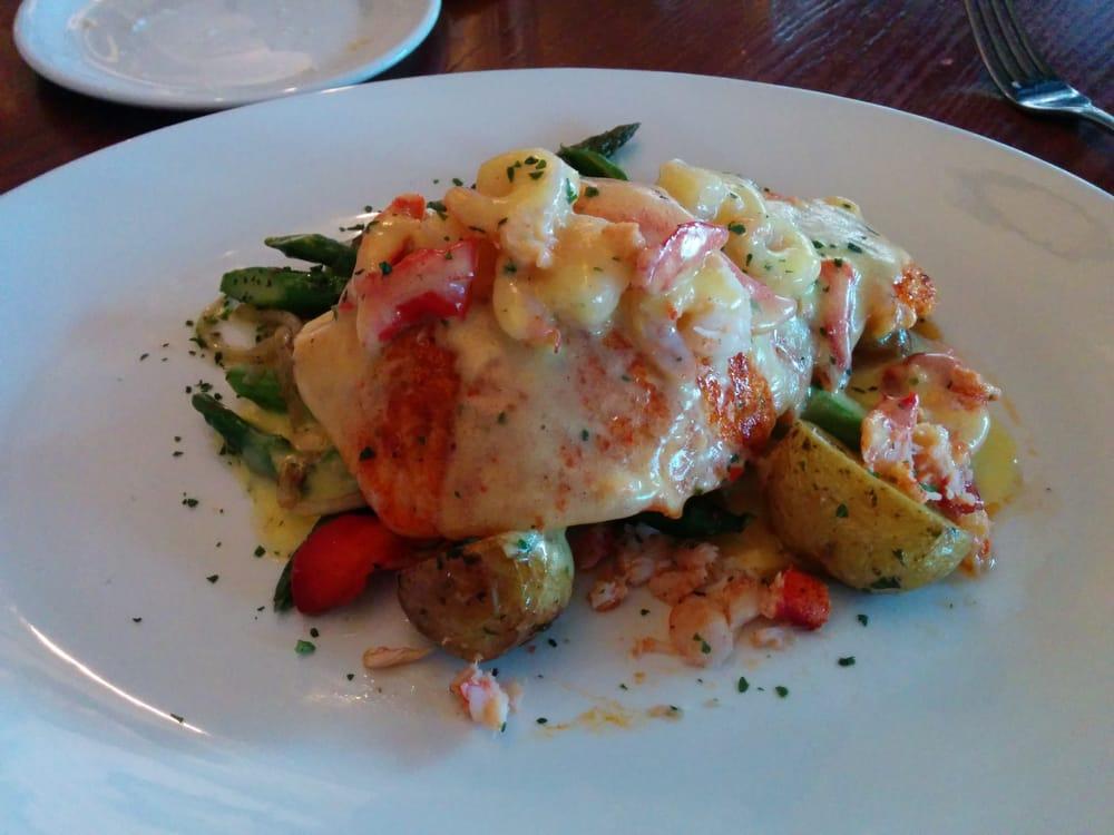Mitchell s fish market 107 photos seafood restaurants for Mitchell fish market menu