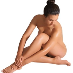 Full Body Wax £110 (Full leg, Brazilian or Hollywood, Underarm, Back, Stomach, Breast, Full arm, Buttocks, Hands, Feet)