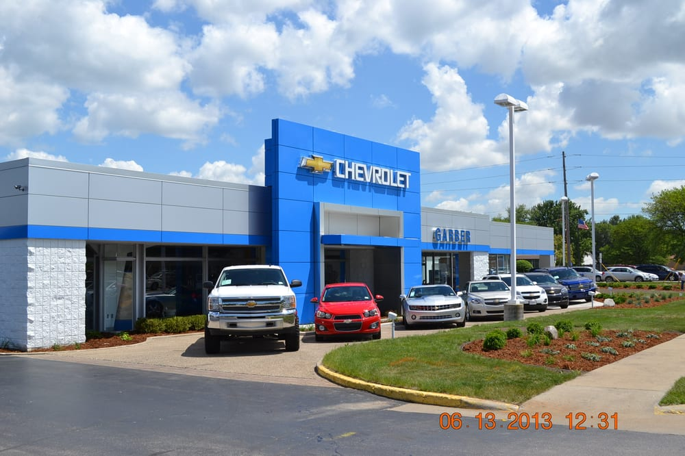 Chevy Used Car Dealerships Near Me