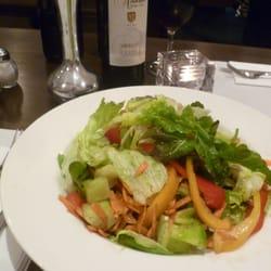 Frischer Salat für 2,90 Euro