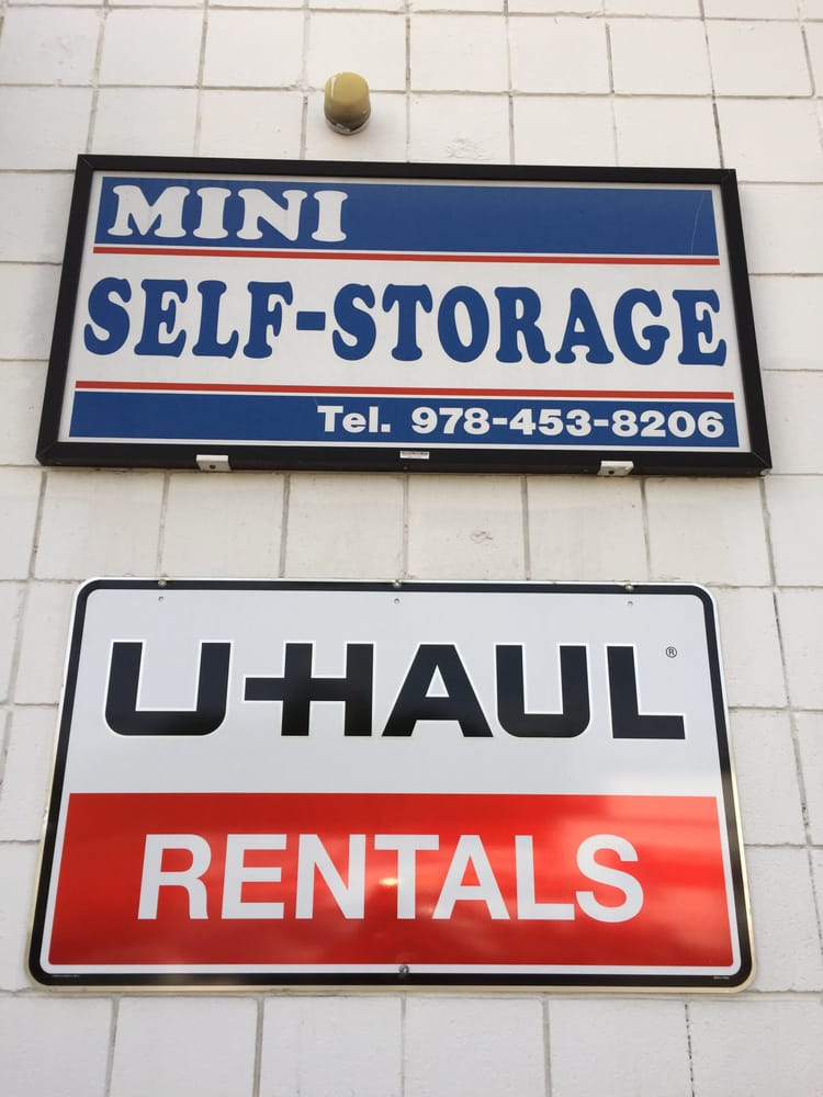 Lowell Mini Storage  Self Storage  Lowell, MA  Photos