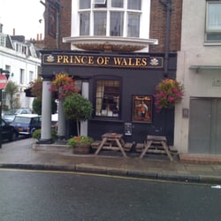 The Prince Of Wales, London
