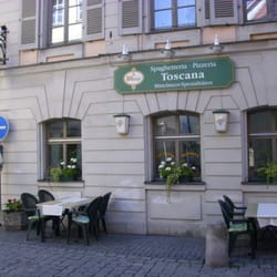 Pizzeria Toscana, Ansbach, Bayern