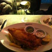 Le fameux Fish&Chips!!