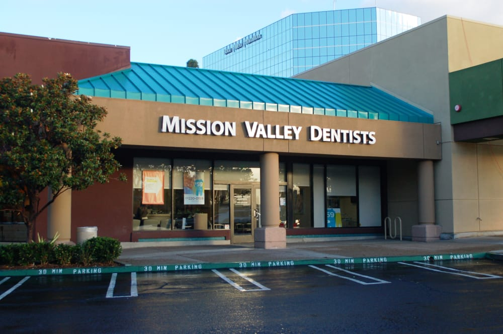 Mission valley dentists 11 photos general dentistry for O kitchen mission valley
