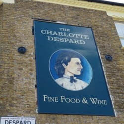 The Charlotte Despard, London