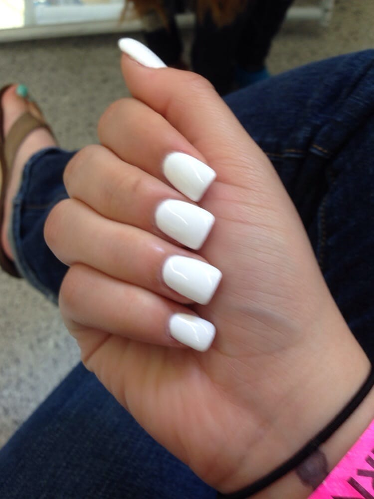 French tip nails near me