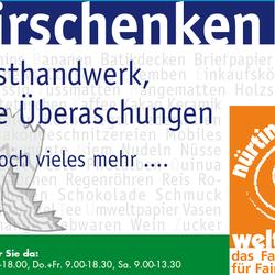 Nürtinger Weltladen, Nürtingen, Baden-Württemberg
