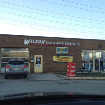 wilson tire auto service tires 1185 annapolis rd
