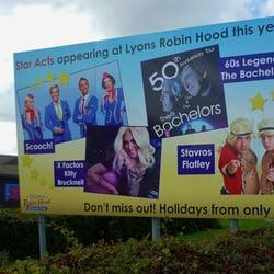 Lyons Robin Hood, Rhyl, Denbighshire