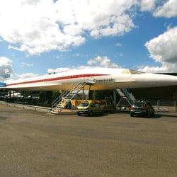 """Überschallfleugzeug """" Concorde """""""