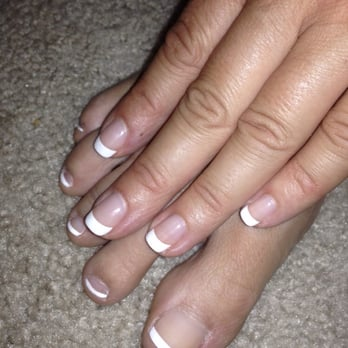 Kayla Nails - San Jose, CA, United States. Love my shellac manicure!!