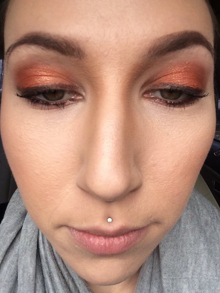 Mac makeup application
