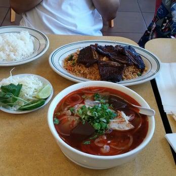 Pho Anh Duc East West Cafe Elk Grove Ca