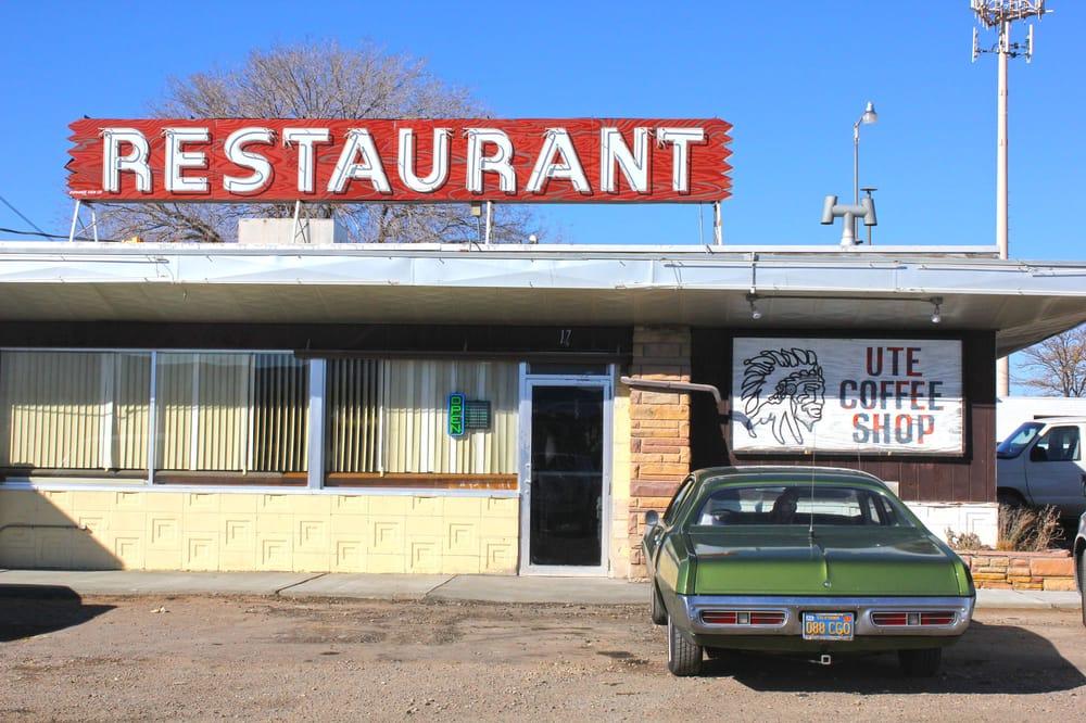 Cortez (CO) United States  city photos : Ute Coffee Shop Restaurants Cortez, CO, United States Yelp
