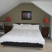 New Double Bedroom within Dormer Conversion