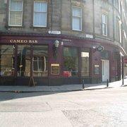 Cameo Bar, Edinburgh