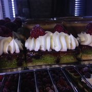 Café 203 - Lyon, France. Desserts