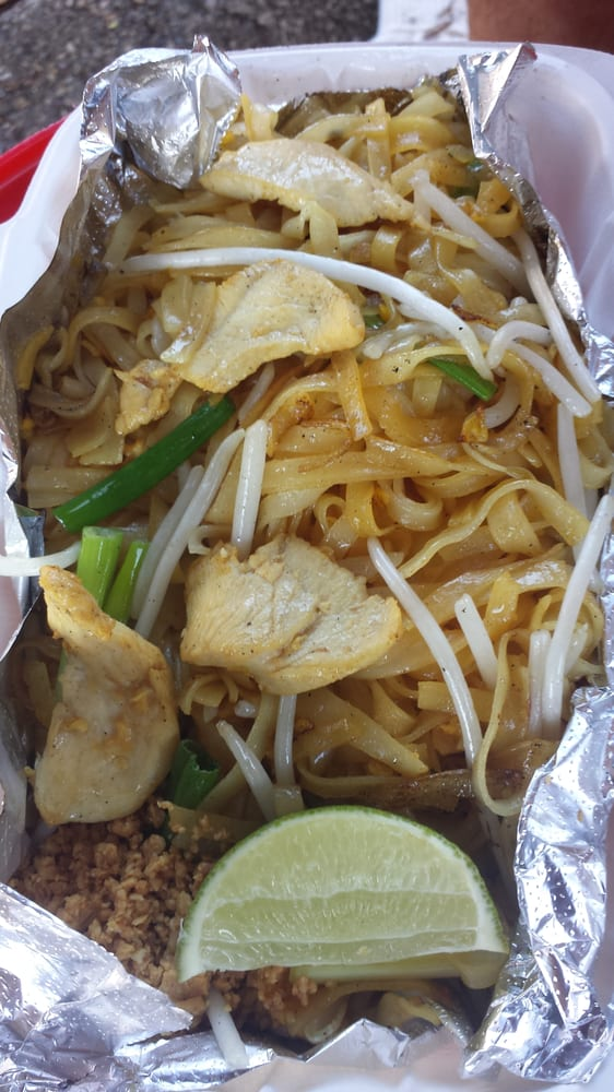 Thai Food Downtown San Jose