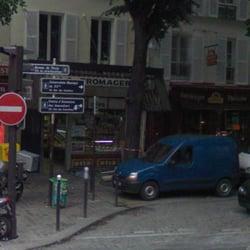 La Fromagerie du Père Lachaise, Paris, France