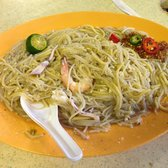 Whampoa Makan Place - $5 Prawn noodle, stall #01-32 - Singapore, Singapur