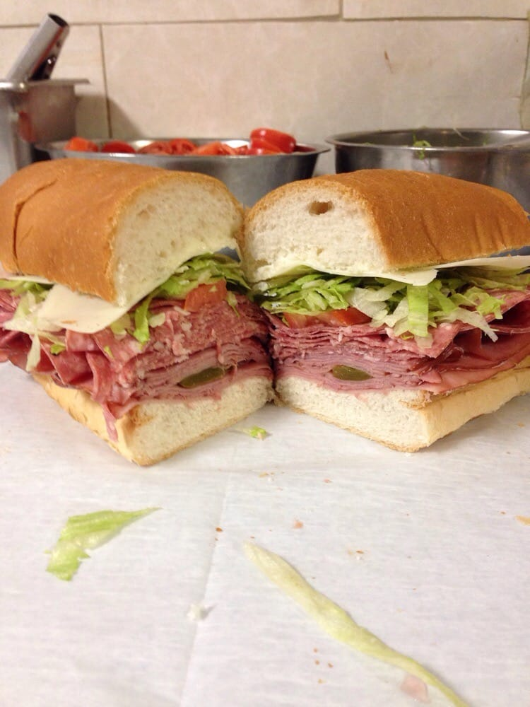 ... Grinder Shop Windsor Locks, CT, United States. Half an Italian combo